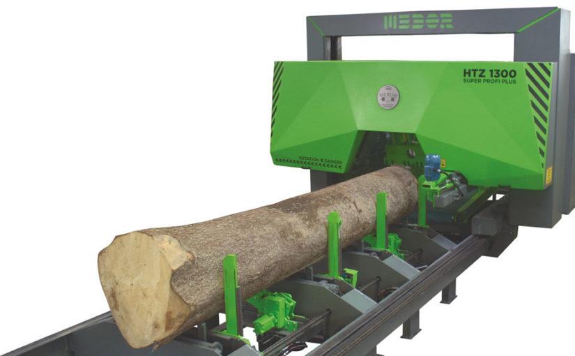Sprzęty do obróbki drewna – traki taśmowe, wielopiły, obrzynarko wielopiły